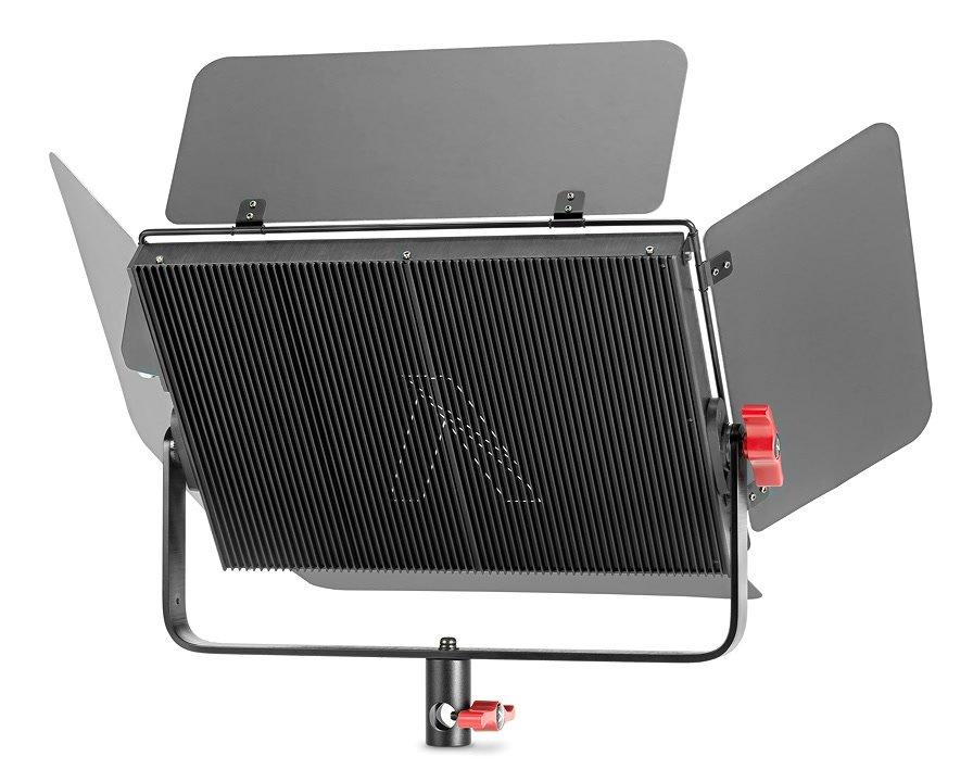 Aluminiumrippen für passive Kühlung.