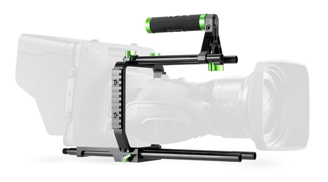 Lanparte BMSC-01 Cage für BlackMagic Studio Camera.