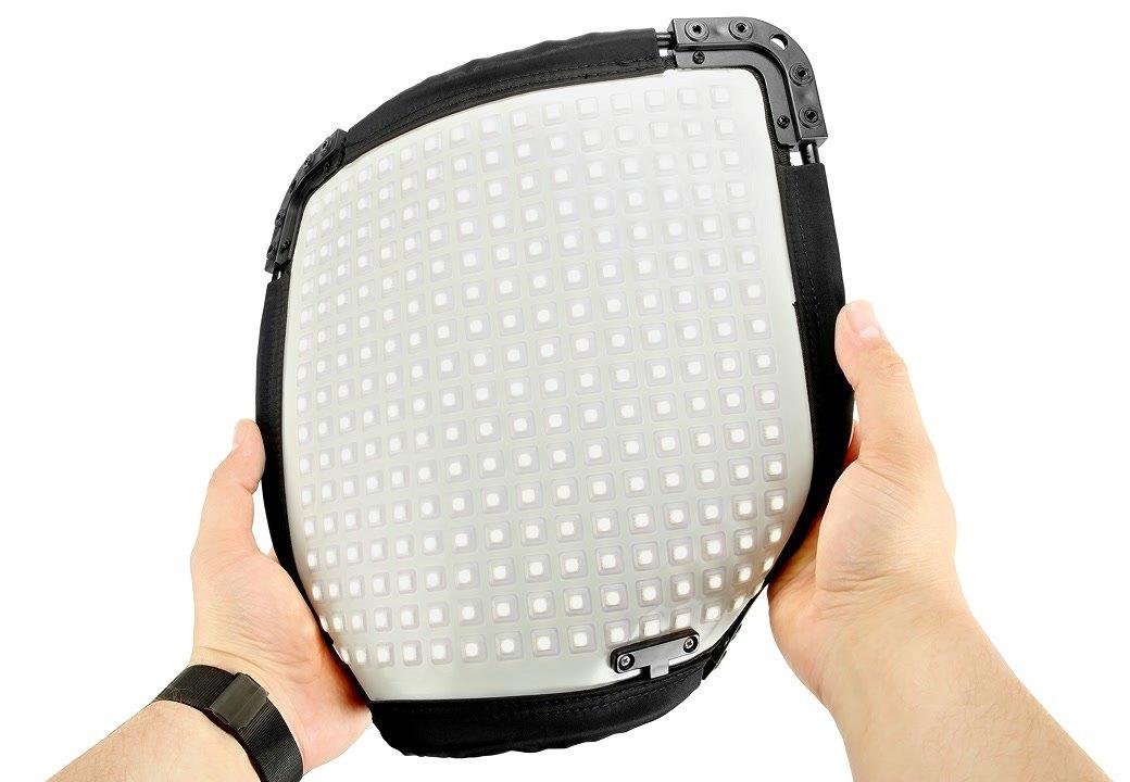 Brightcast Variable V15-56 flexible LED-Leuchte (Tageslicht).