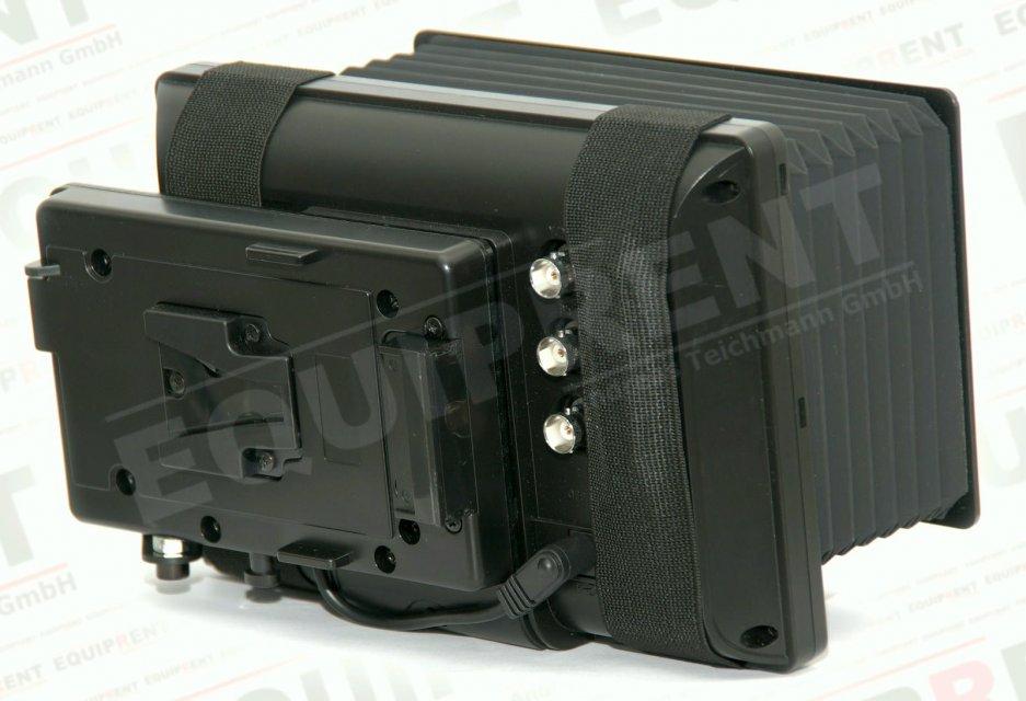 Balgenblendschutz für 18cm / 7 Zoll Monitore Foto Nr. 3