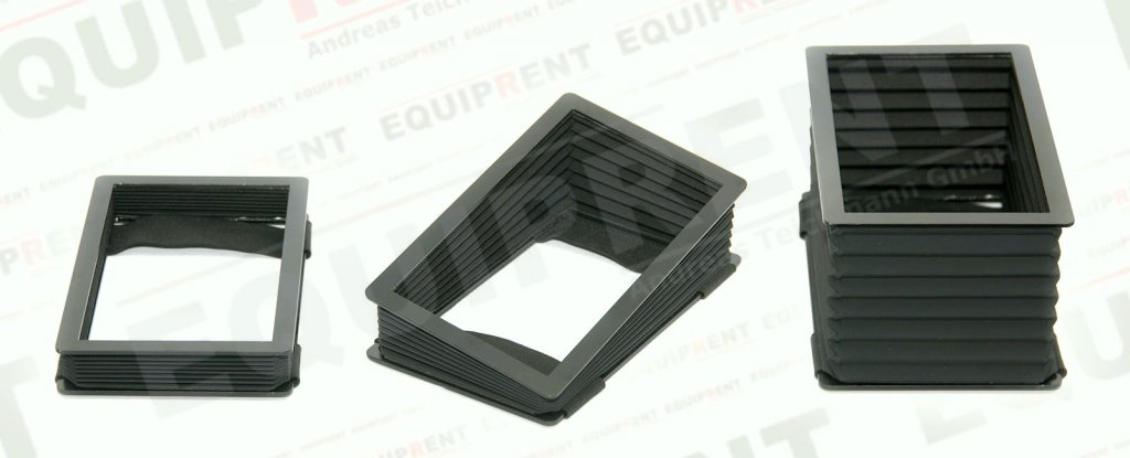 Balgenblendschutz für 18cm / 7 Zoll Monitore Foto Nr. 5