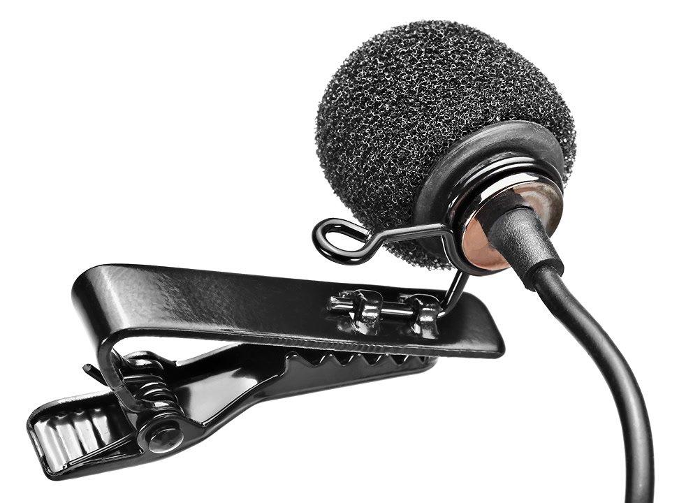 Saramonic GoPro Lavaliermikrofon.