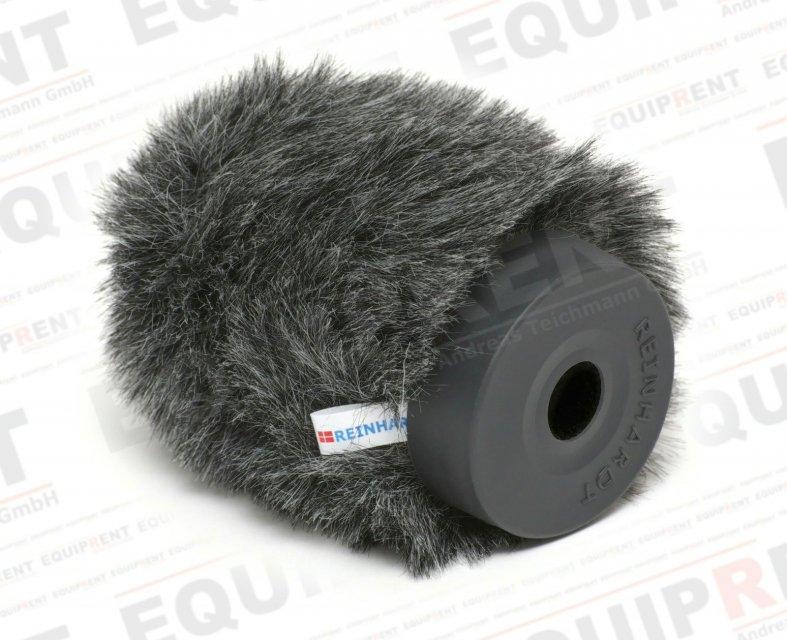 Reinhardt Whisper W100 Fellwindschutz für Kameramikrofone bis 100mm.