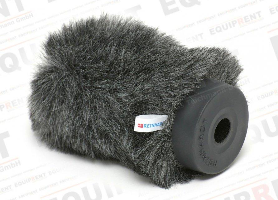 Reinhardt Whisper W130 Fellwindschutz für Kameramikrofone bis 130mm.