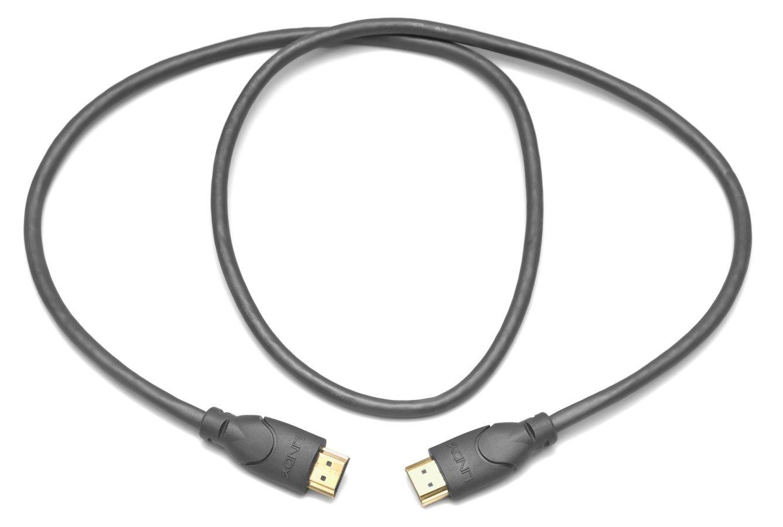 Lindy HDMI-Kabel Typ A/A (Premium, High-Speed) 100cm.