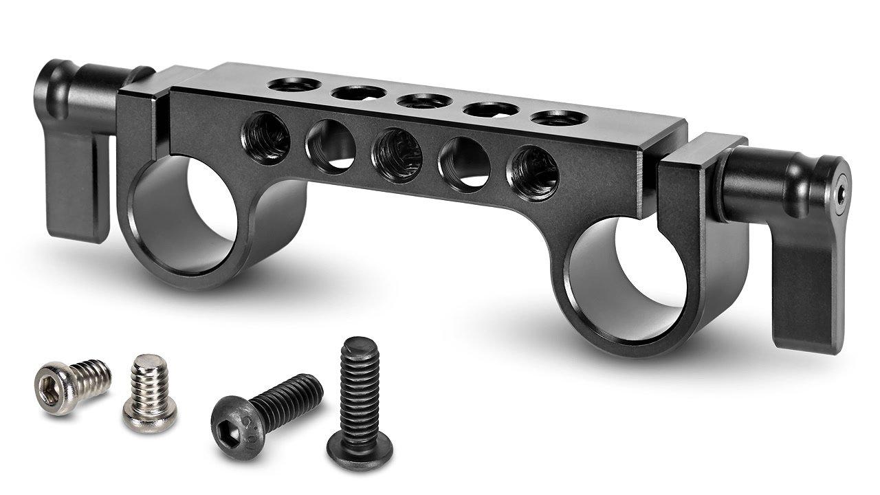 SmallRig 2-fach Verbinder Railblock v3 für 15mm Rods (942).