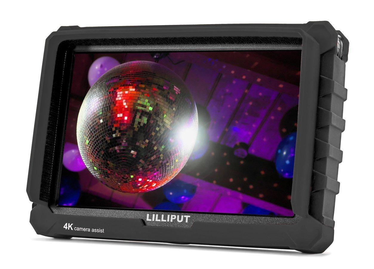 Lilliput A7s Full HD Monitor mit HDMI und IPS Panel (17,8cm / 7 Zoll).