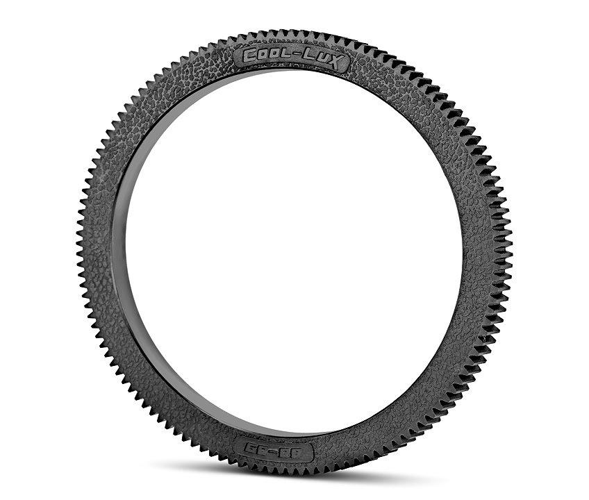 Cool-Lux Lux Gear durchgehender Zahnring mit Mod 0.8 / 88-89mm (LG8889).