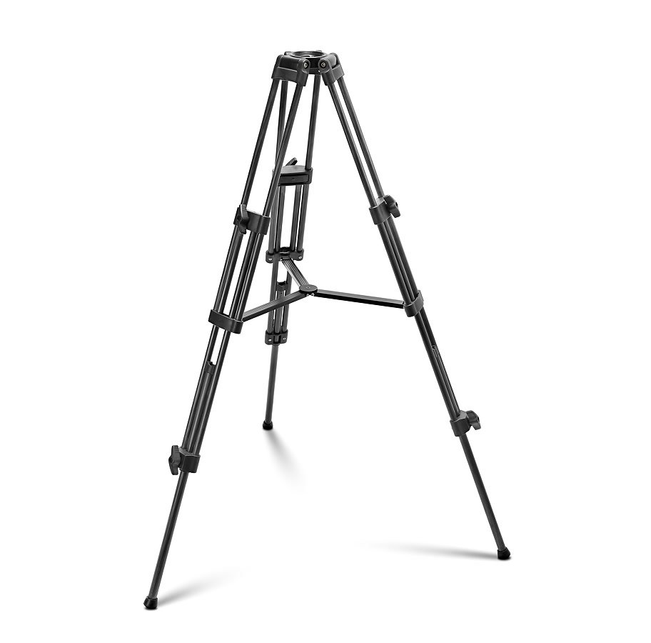 THOR Video DVT-803C Carbon Stativbeine mit 75mm Halbschale (max. 139,5cm).