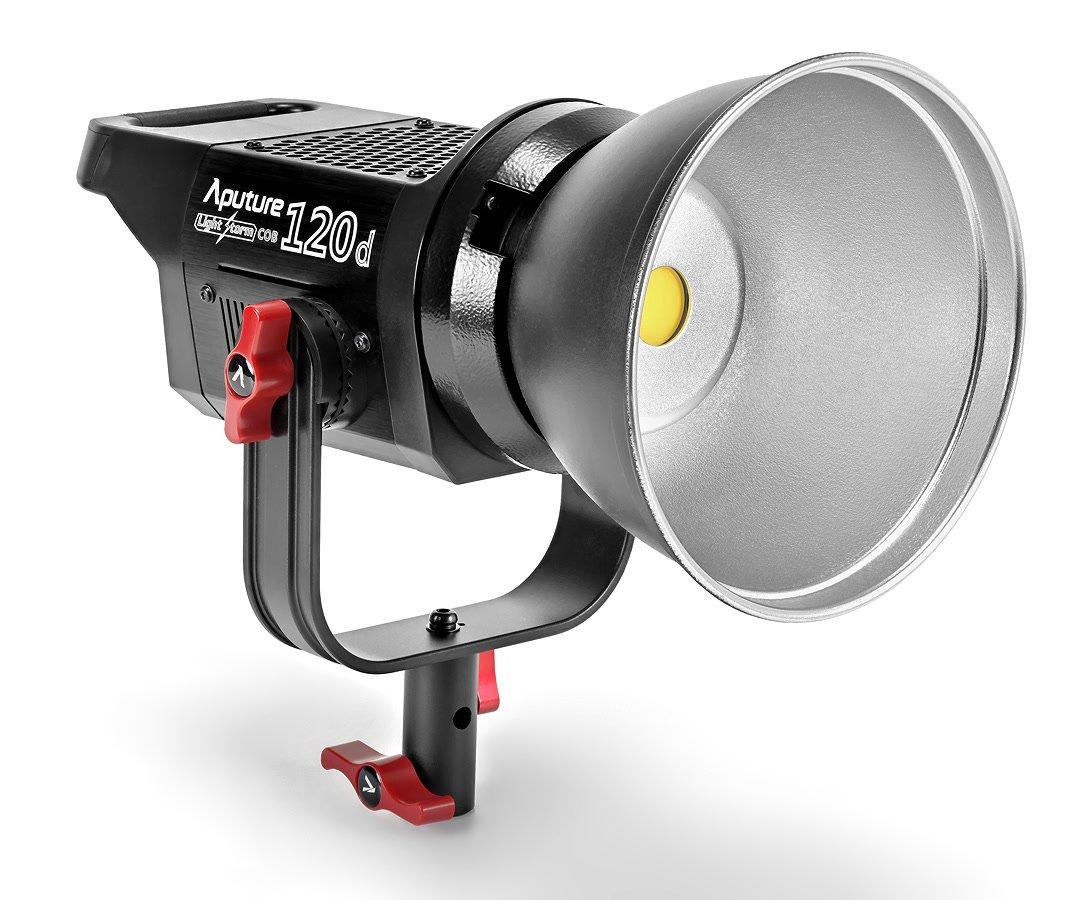 Aputure Light Storm COB 120D Tageslicht LED Leuchte