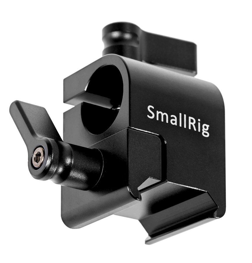 Unterseite SmallRig 1245 NATO Rail Adapter.