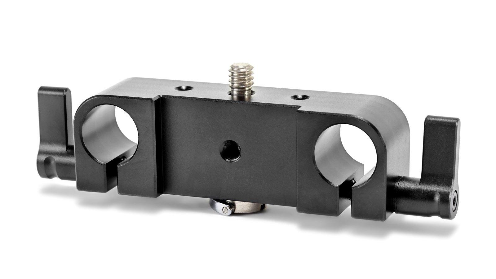 SmallRig 2-fach Verbinder für 15mm Rods mit 1/4 Zoll Schraube (1806).