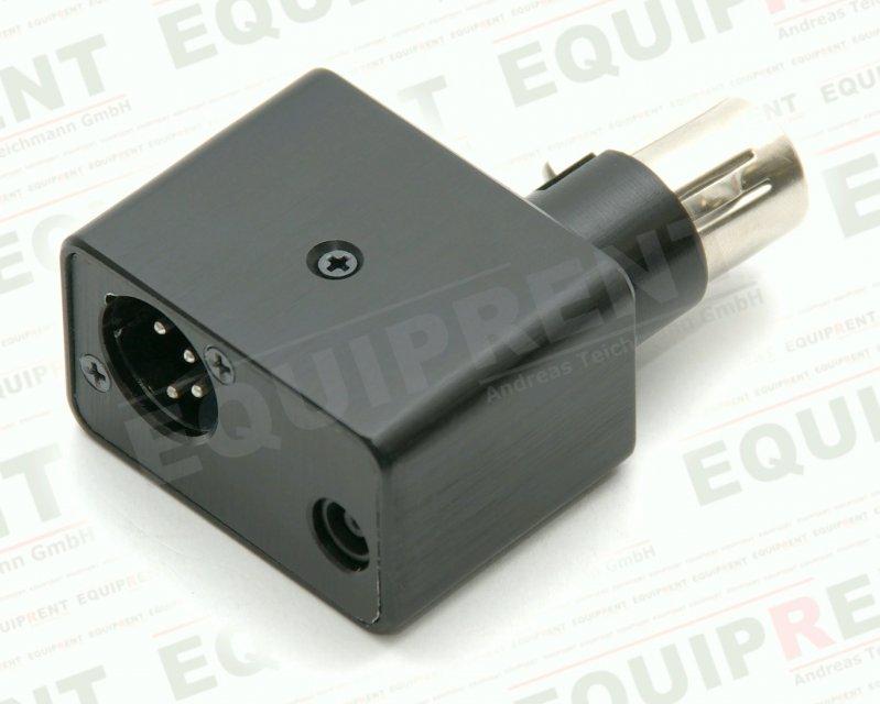 Adapter kompatibler BP-U Akku zu Sony PMW-F3K/F3L (XLR 4-Pol) Foto Nr. 1