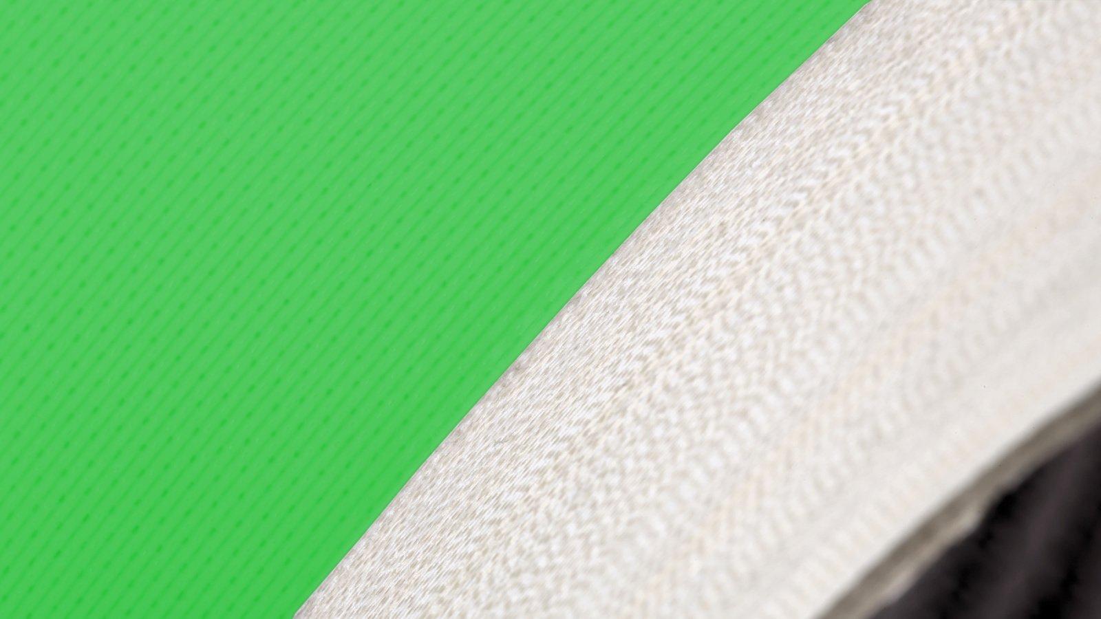 Das Gewebeband ist sehr robust und dennoch leicht abtrennbar.