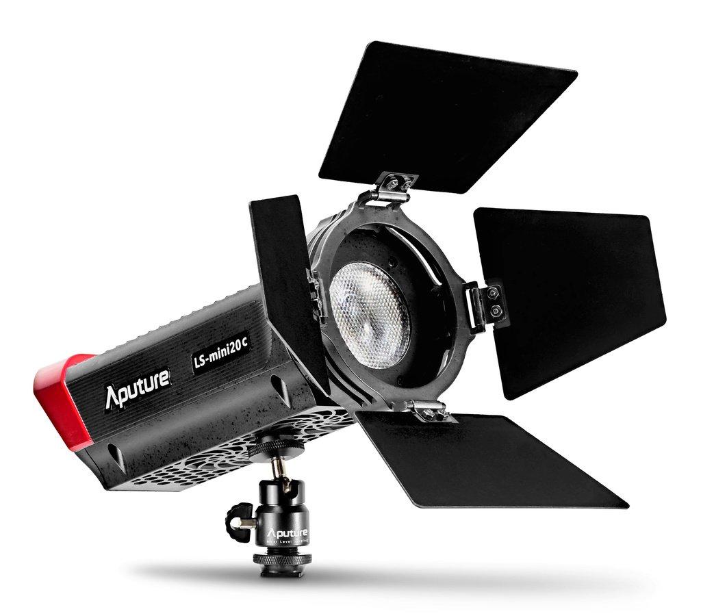 Die LS mini20 LED Leuchten eignen sich ideal für Lichteffekte.