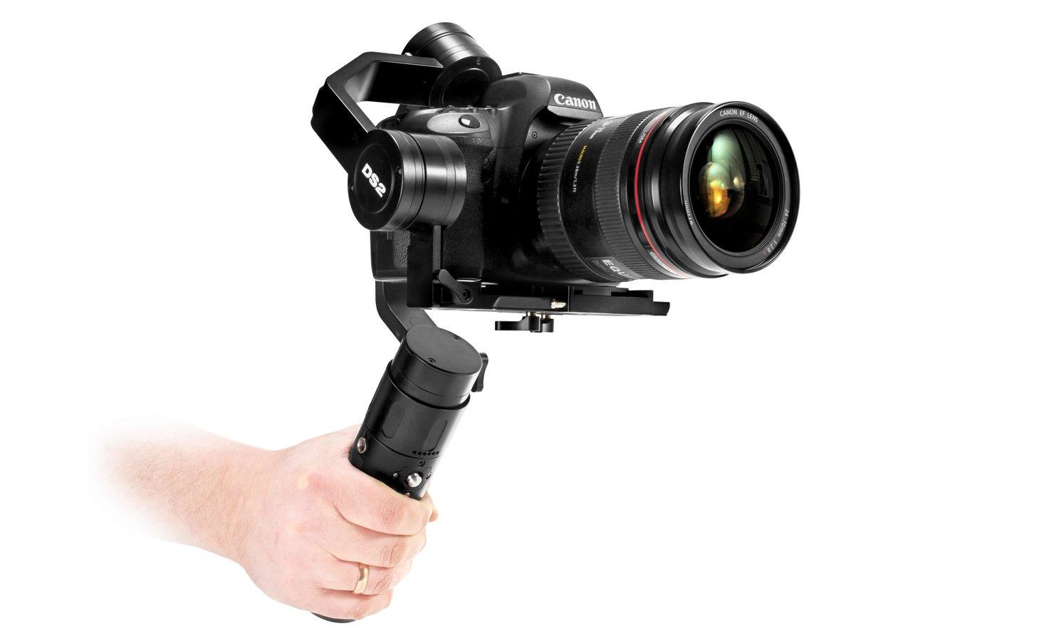 Beholder DS2 3-Achsen Gimbal mit Encodern für Kameras bis 1.8kg.