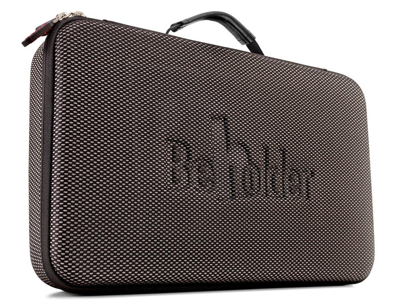 Eine robuste Transporttasche gehört zum Gimbal dazu.
