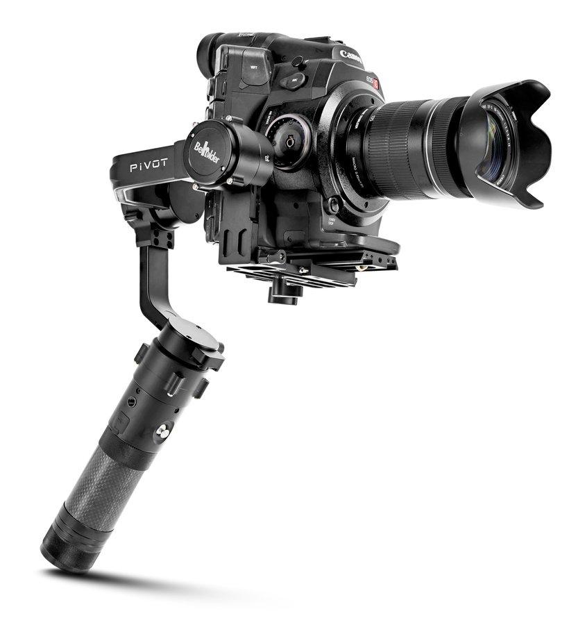 Beholder PIVOT Einand Gimbal für Kameras bis 3.6kg.