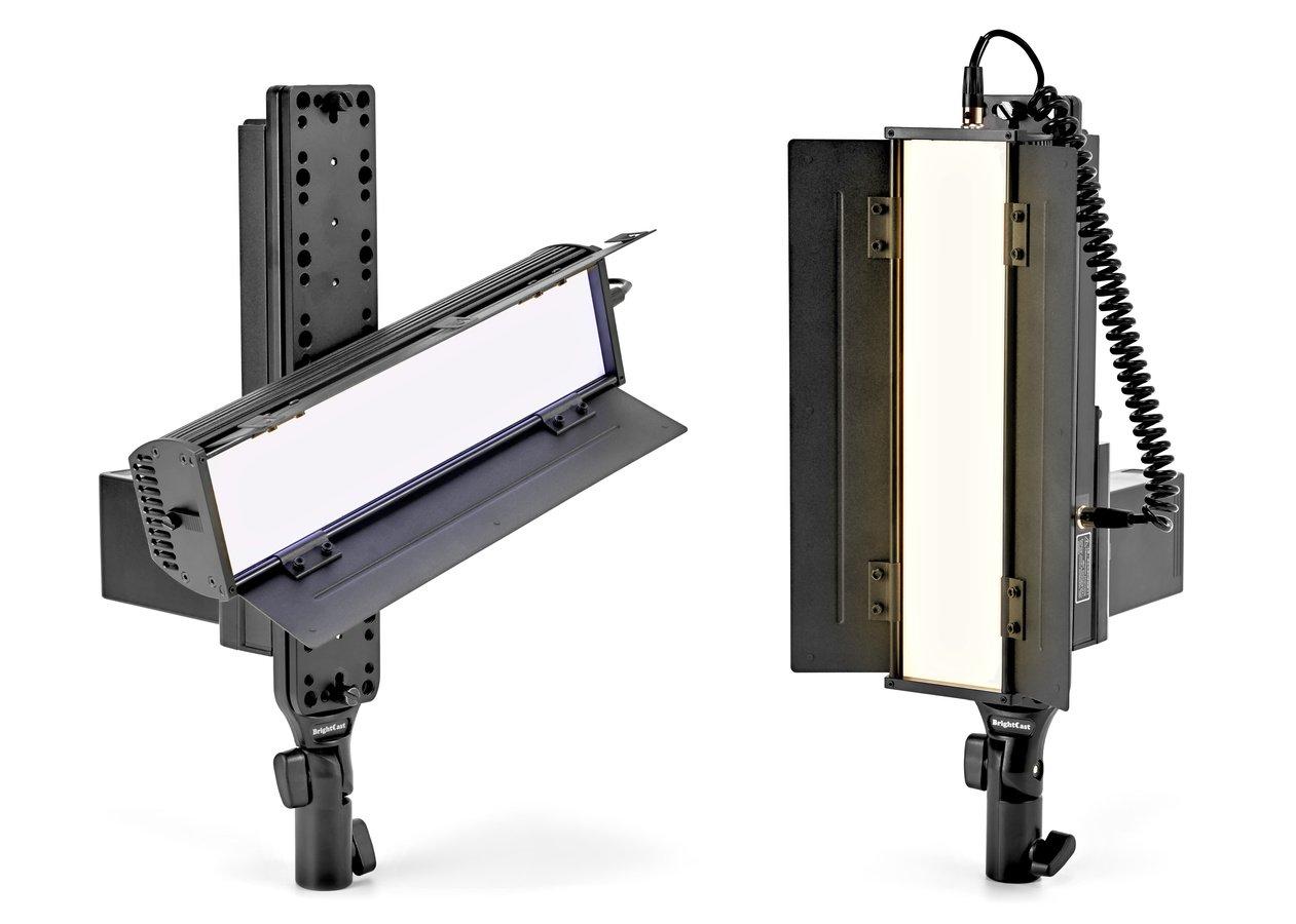 Die Farbtemperatur des Lichts ist BiColor und einstellbar.