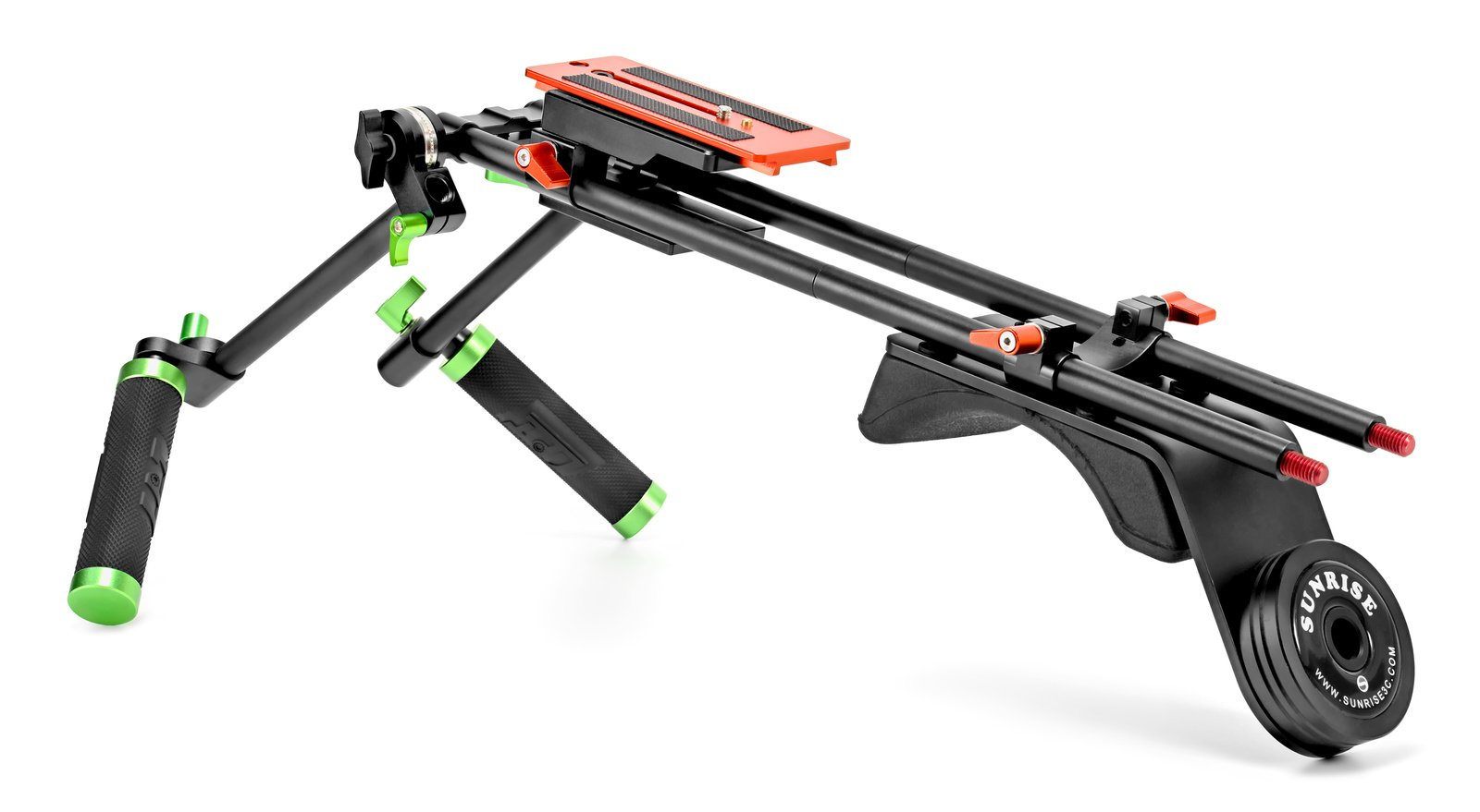 Mit dem Adapter können verzahnte Rig-Griffe gebaut werden.