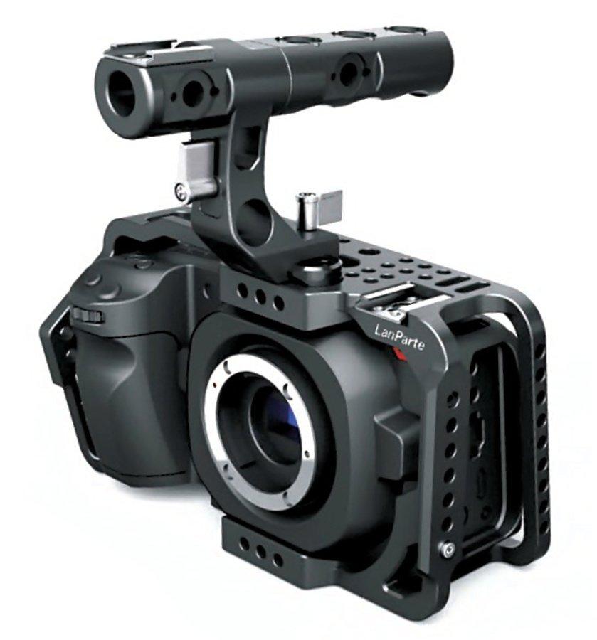 Lanparte BMPCC4K-C vollständiger Cage für BMPCC 4K Kamera Foto Nr. 8