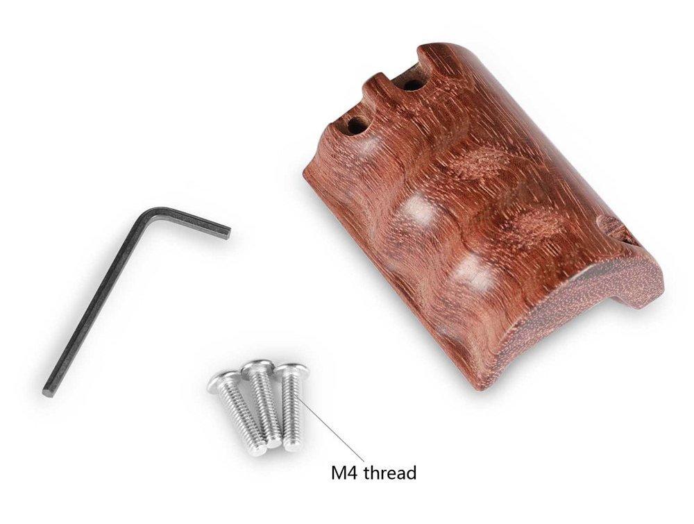 SmallRig 1970 zusätzlicher Holz Handgriff für Cage 1661 und 1889 Foto Nr. 1