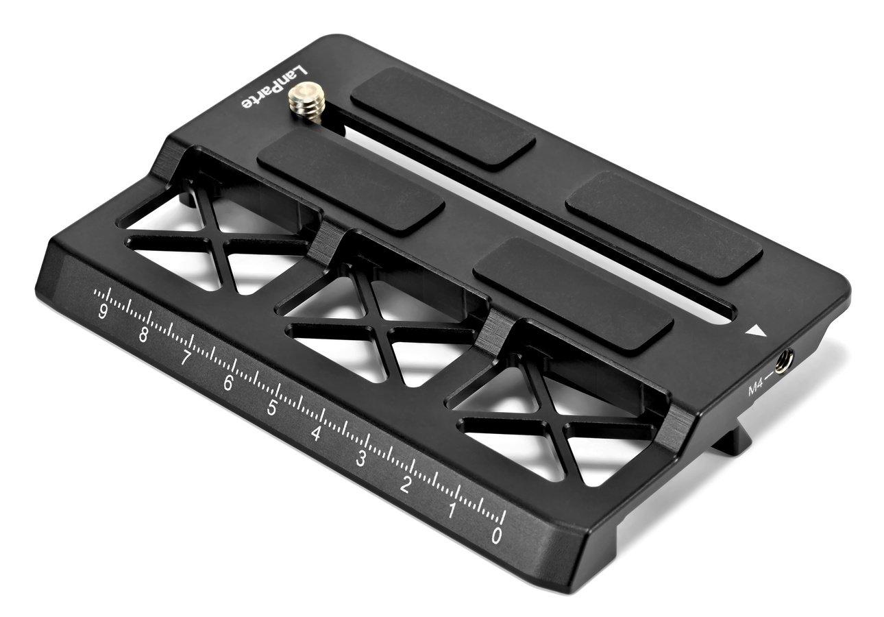 Lanparte OSP-RS Adapterplatte für BMPCC 4K und DJI Ronin S Gimbal.