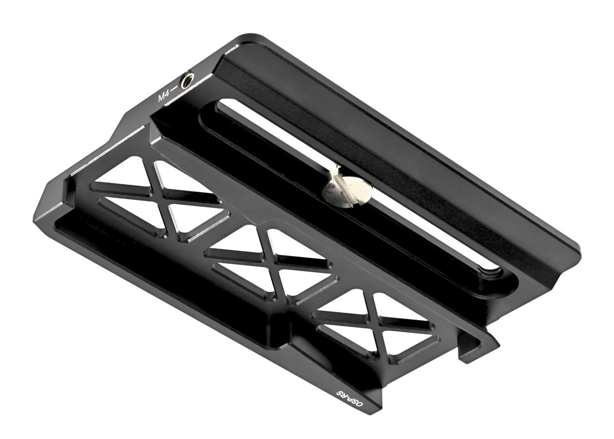 Lanparte OSP-RS Adapterplatte für BMPCC 4K und DJI Ronin S Gimbal Foto Nr. 2