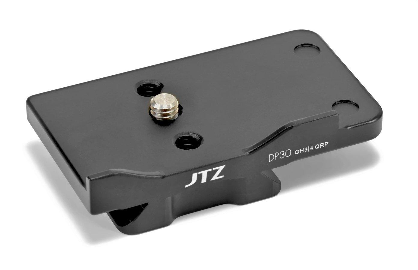 JTZ DP30 GH3/4 QRP Ersatz Schnellwechselplatte für GH Cage.