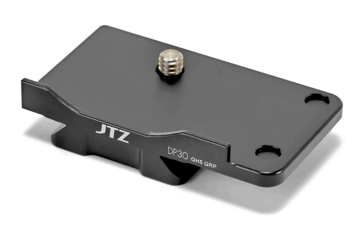 JTZ DP30 GH5 QRP Ersatz Schnellwechselplatte für GH Cage.