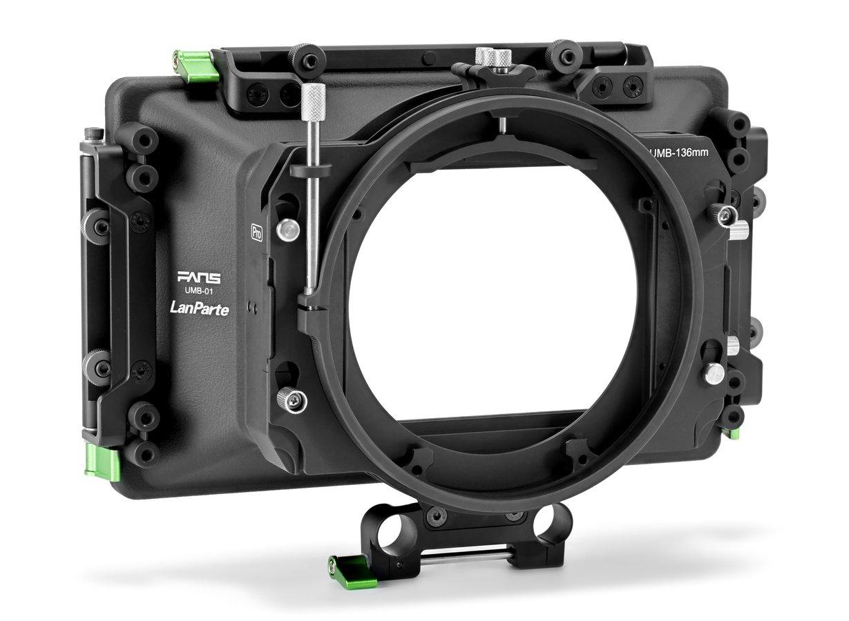Lanparte UMB-136 Klemm-Donut 136mm für UMB-01 / Pro Matte Box Foto Nr. 1
