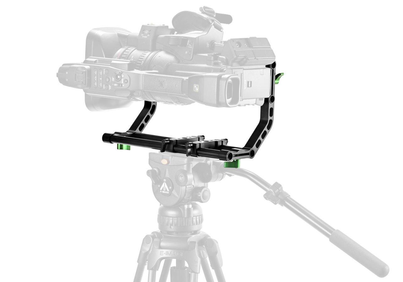 Lanparte VVR-01 Vertical Video Rig für Filmkameras und Camcorder.