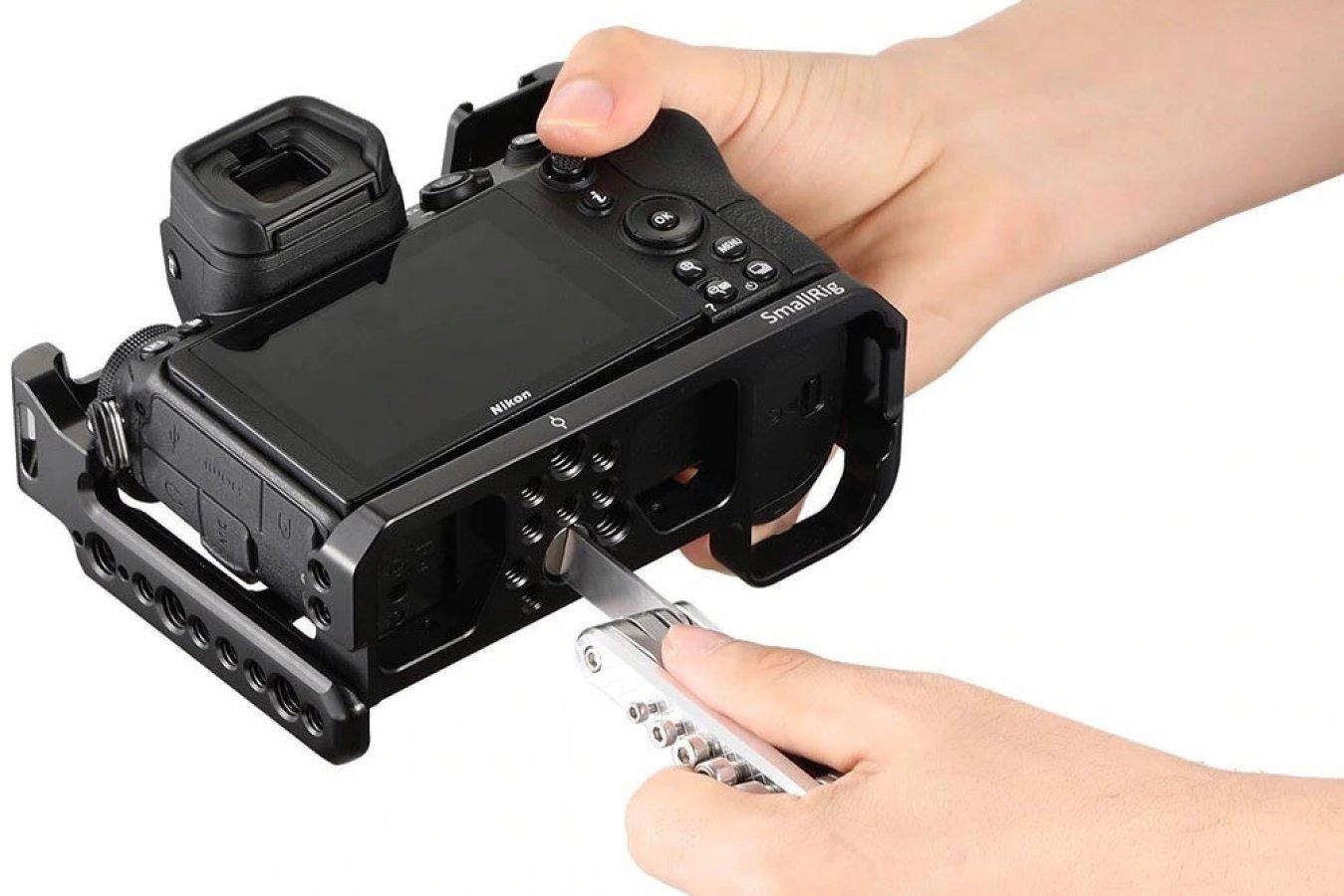 SmallRig 2213 ausklappbares Multi-Werkzeug für Schrauben Foto Nr. 3