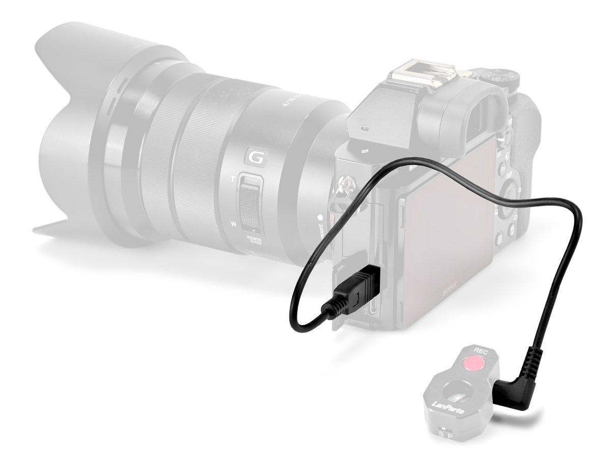 Lanparte LANC-Multi-USB Adapterkabel zu Sony Multi USB Remote Foto Nr. 3