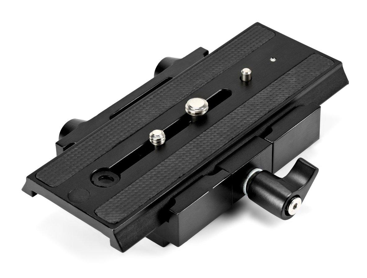 PROAIM Schnellwechselplatte / Quick Release Plate für FLYCAM Steadycam.