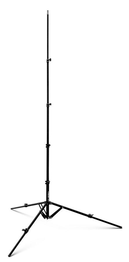 E-IMAGE LS-01 4-fach Lichtstativ 73-220cm mit individuell einstellbarer Beinlänge Foto Nr. 4