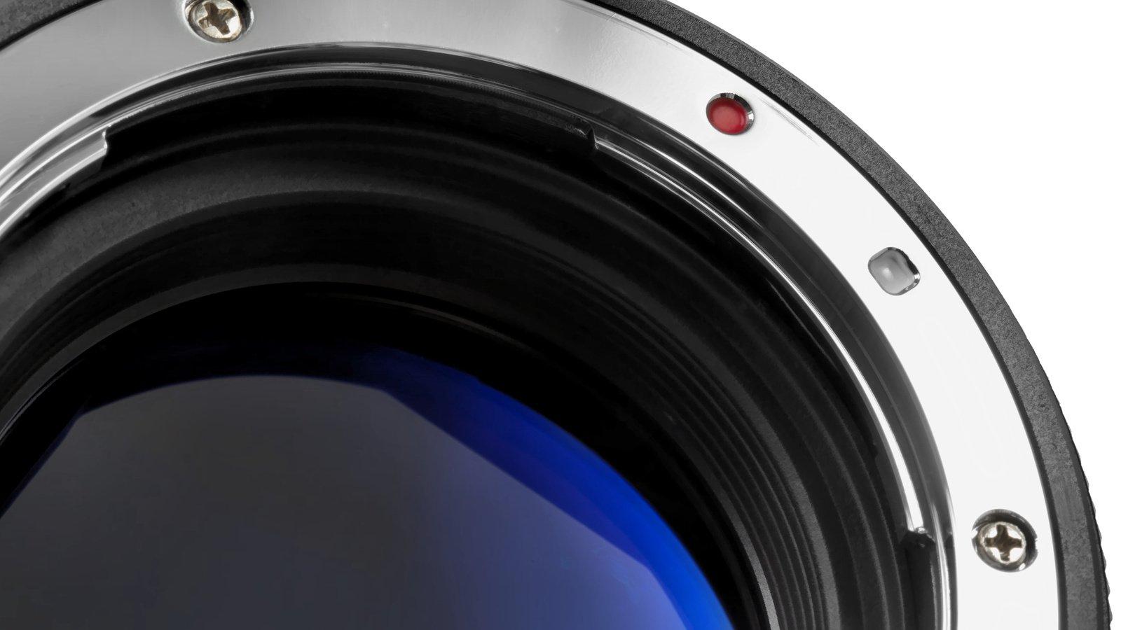 Commlite CM-EF-EOSR VND Canon EF zu EOS R Objektivadapter mit VARI ND Filter Foto Nr. 1