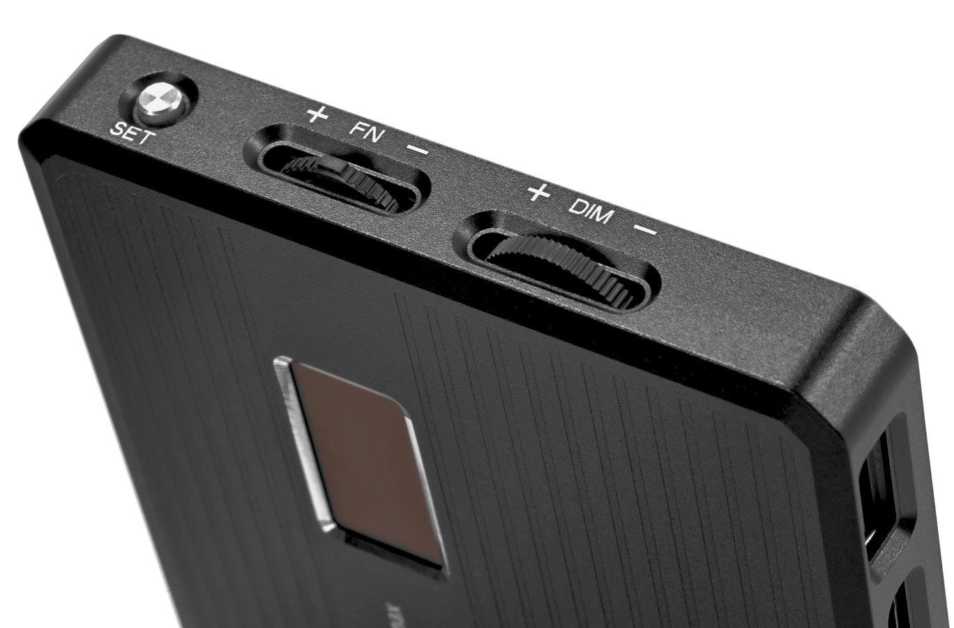 SmallRig 3157 Pix M160 RGB LED Kameraleuchte mit eingebautem Akku Foto Nr. 3