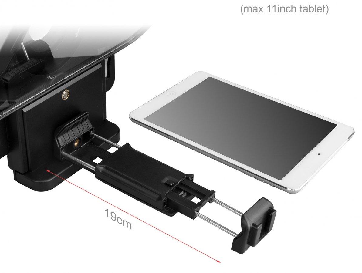Desview T3 Teleprompter für Kamera, Tablet oder Smartphone Foto Nr. 2