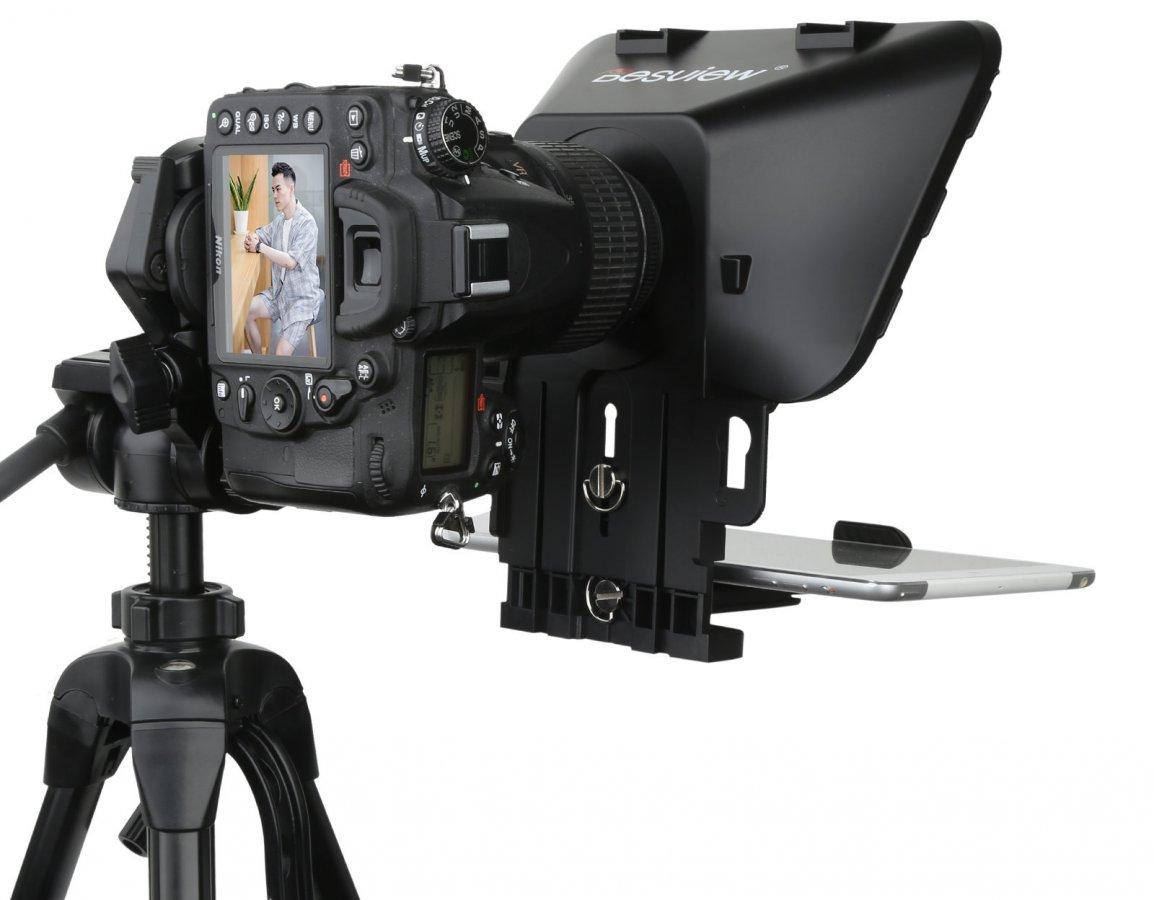 Desview T3 Teleprompter für Kamera, Tablet oder Smartphone Foto Nr. 4