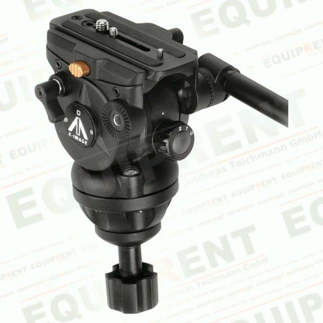E-IMAGE Stativ-Kit EI-7063-C2 (79-170cm) Foto Nr. 1