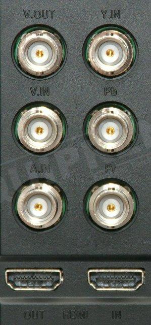 Lilliput 569GL-50NP HO/Y HDMI Monitor mit 13cm (5 Zoll) Bilddiagonale Foto Nr. 2