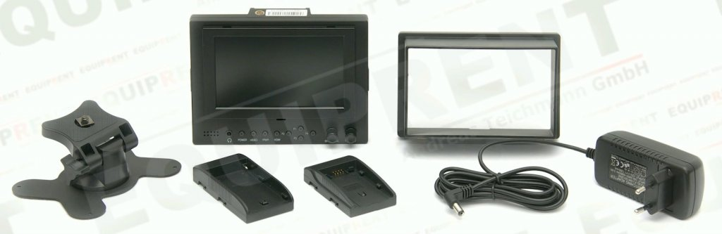 Lilliput 569GL-50NP HO/Y HDMI Monitor mit 13cm (5 Zoll) Bilddiagonale Foto Nr. 6