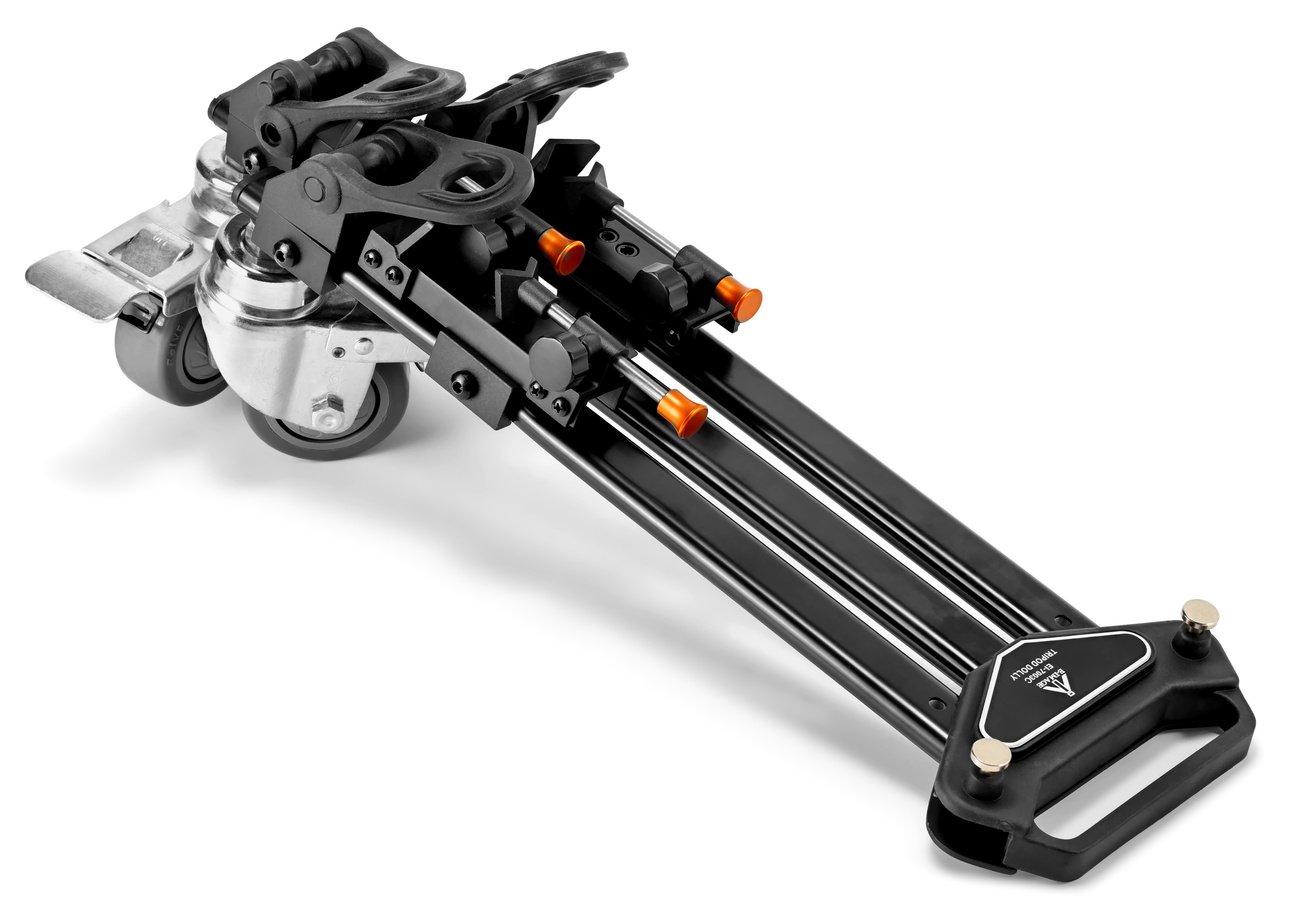 E-IMAGE EI-7003C Rollspinne für Fotostative und Videostative Foto Nr. 1