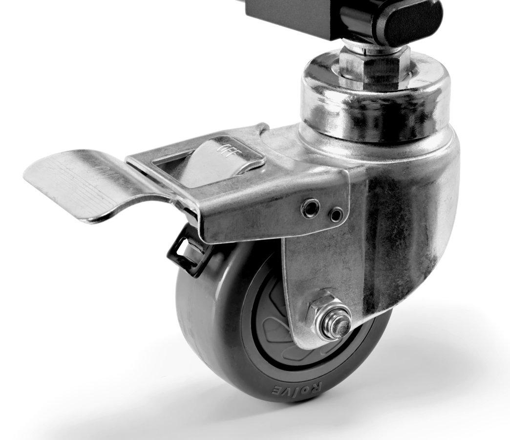E-IMAGE EI-7003C Rollspinne für Fotostative und Videostative Foto Nr. 3