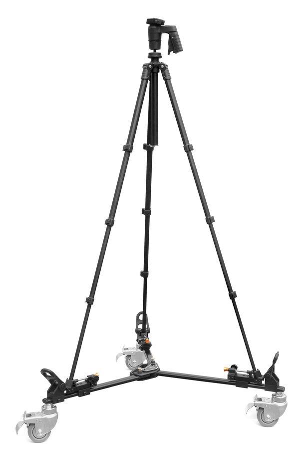 E-IMAGE EI-7003C Rollspinne für Fotostative und Videostative Foto Nr. 4