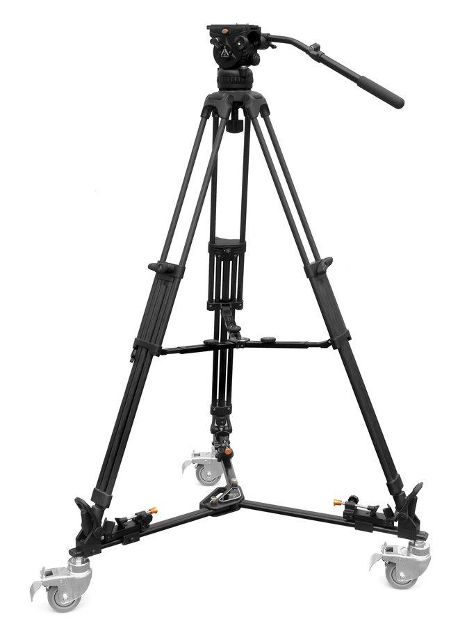 E-IMAGE EI-7003C Rollspinne für Fotostative und Videostative Foto Nr. 5