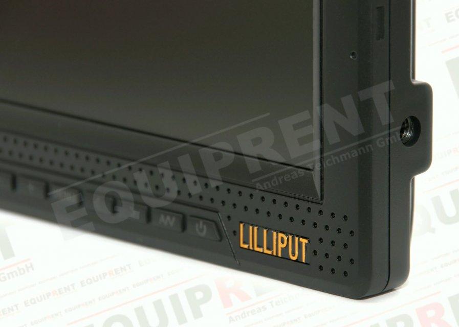 Lilliput 668GL-70N P/H/Y 18cm TFT Monitor - EQUIPRENT Produktions-Kit Foto Nr. 4
