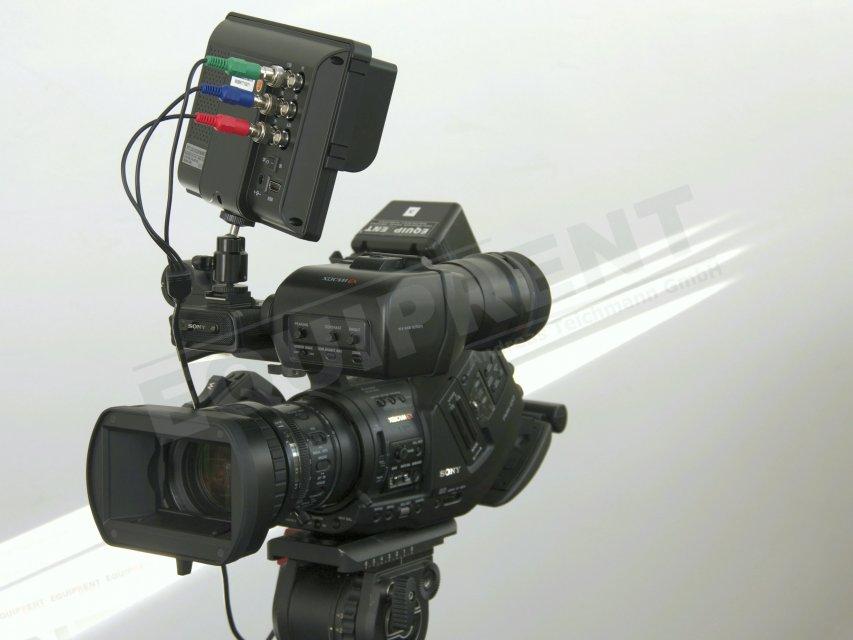 Lilliput 668GL-70N P/H/Y 18cm TFT Monitor - EQUIPRENT Produktions-Kit Foto Nr. 5