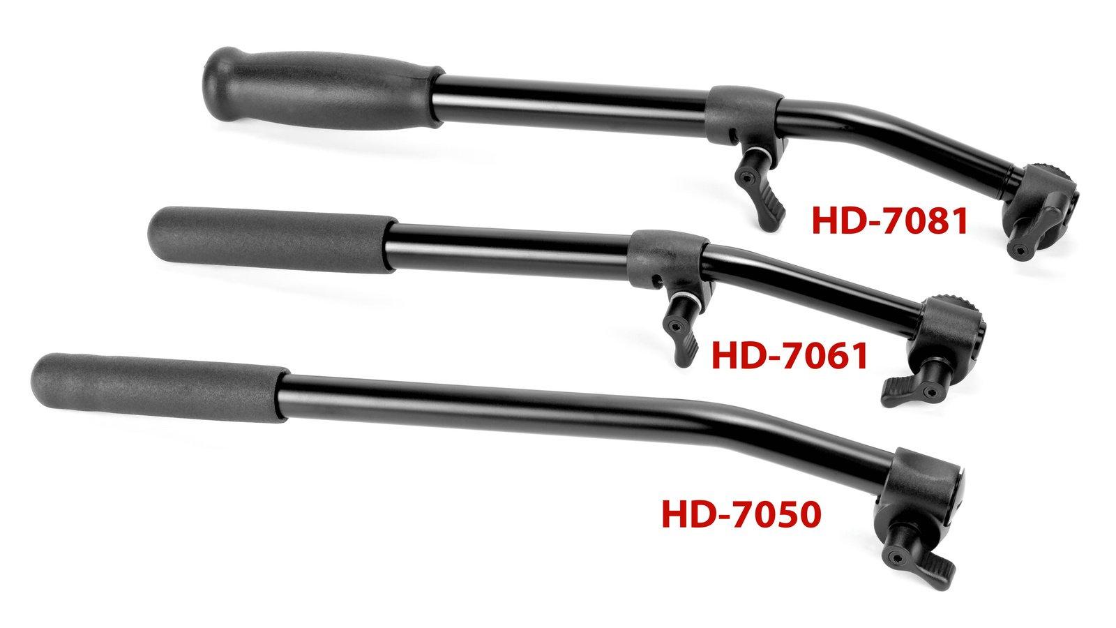 E-IMAGE HD-7050: einfacher Schwenkarm für 706x-Serie Fluidköpfe Foto Nr. 5